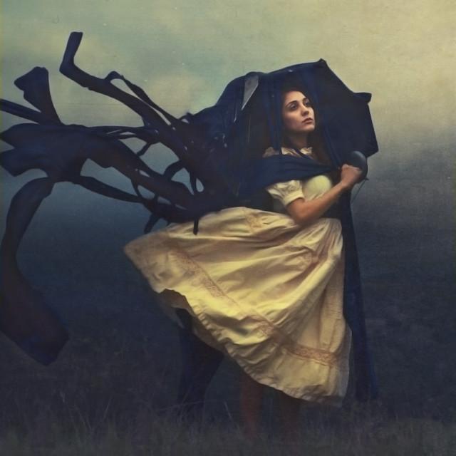 brookeshaden - the day she made rain