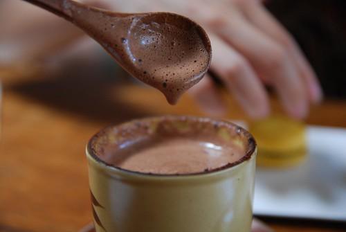 72% Ecuador Hot Chocolate - Monsieur Truffe AUD5