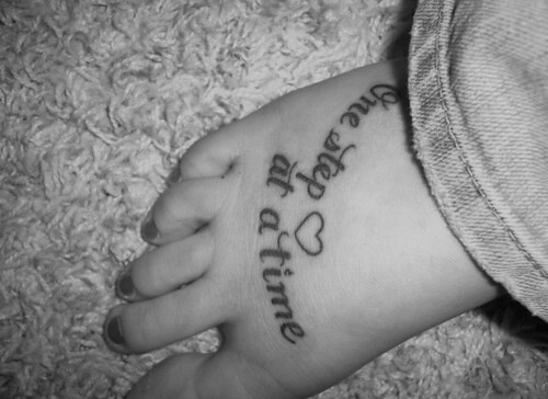 bible quote tattoos on foot - photo #21