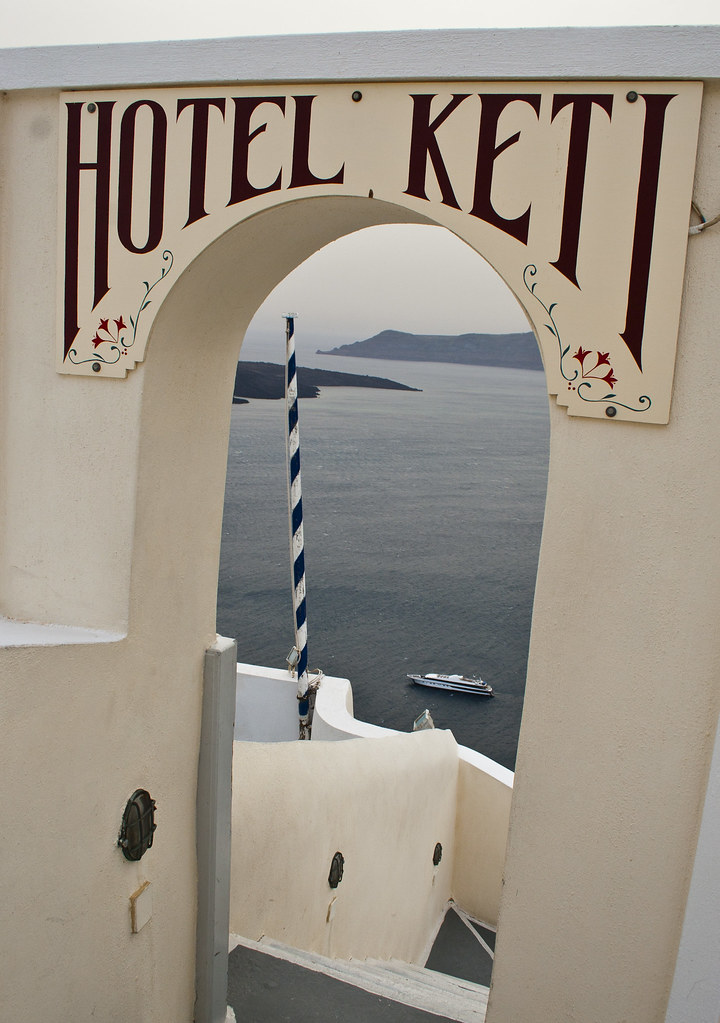 Doorway Hotel Keti Thria, Santorini, Greece 0310112