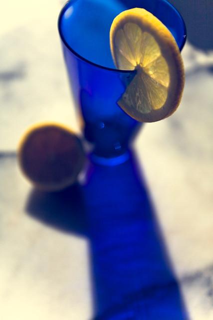 Cobalt and Lemons