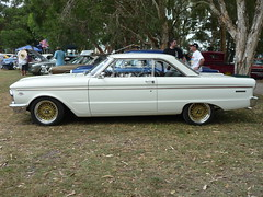 automobile, automotive exterior, vehicle, compact car, sedan, classic car, ford galaxie, land vehicle,