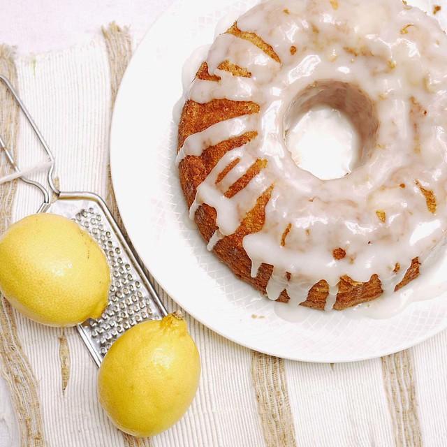 Betty Crocker Lemon Cream Cheese Bundt Cake