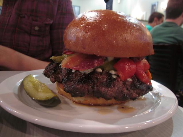 slaters 50/50 burger   Flickr - Photo Sharing!