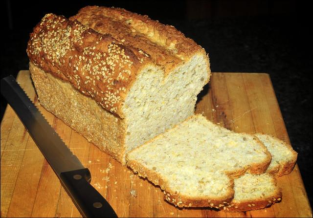 Gluten-Free Multi-Grain Sandwich Bread | Flickr - Photo Sharing!