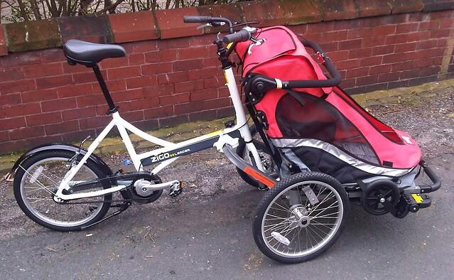 Zigo Leader Stroller Trike