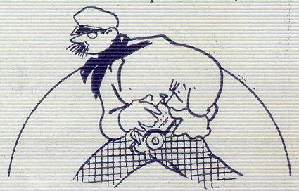 O Século Cómico, Nº 1147, Dezembro 8 1919 - 1a