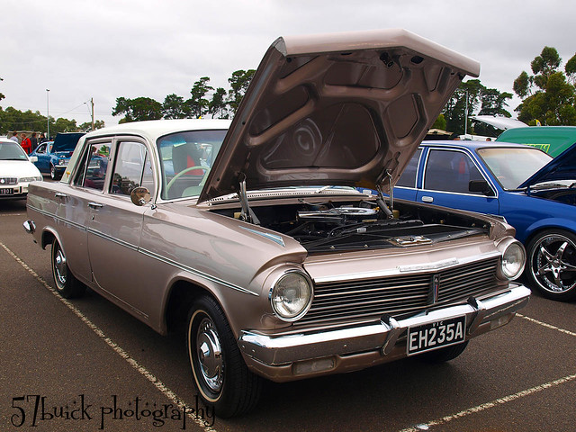 1963 EH Holden Sedan