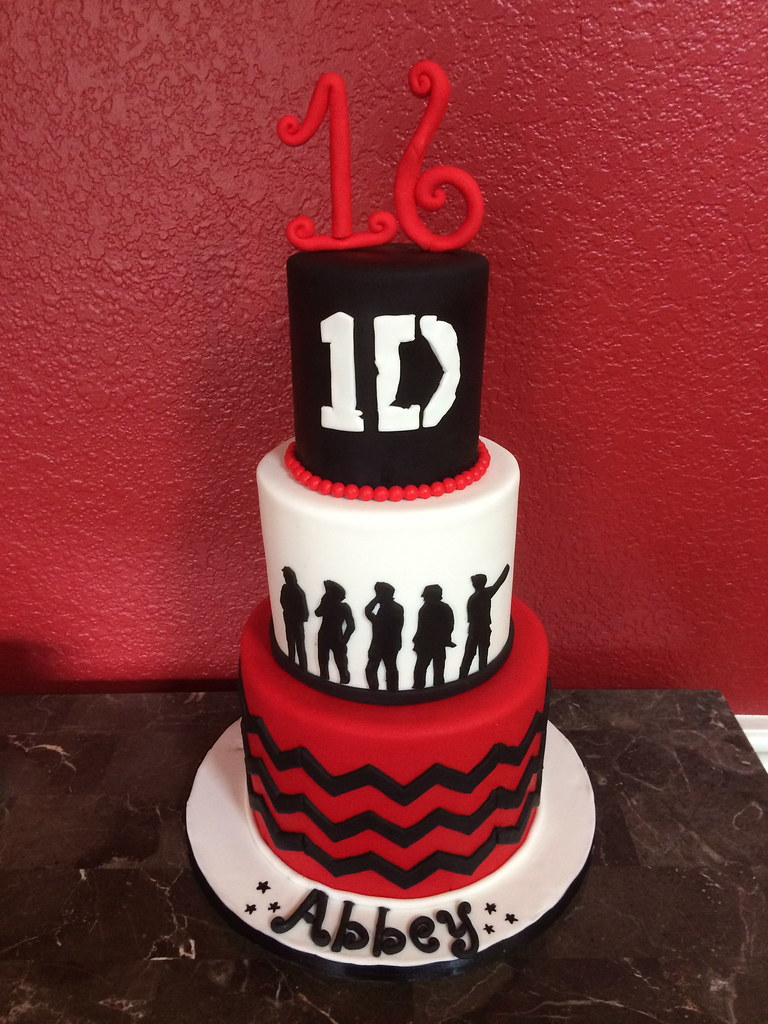 91 One Direction Birthday Candles