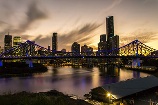 Storey Bridge 10/04/2014