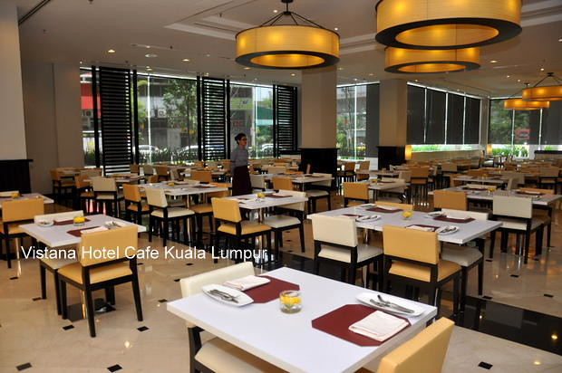 Vistana Hotel Cafe Kuala Lumpur 11