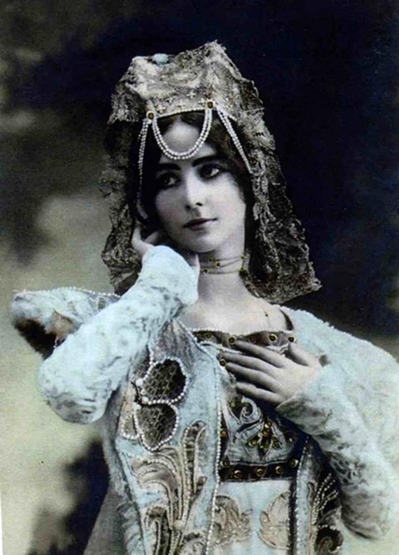 Cléo de Mérode, 1905