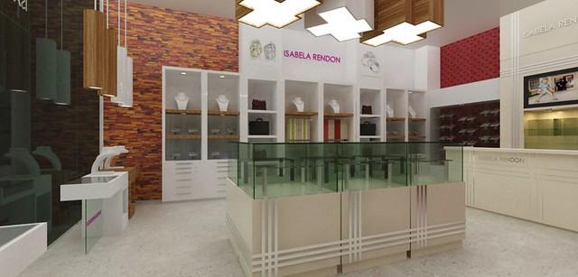 Exhibidores para Joyeria. Diseño de Espacio para Joyeria. Muebles y Vitrinas ...