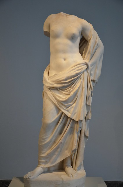 Statue of Venus Marina, Altes Museum Berlin