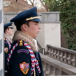 The Prague Castle Guards
