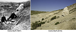 Como Bluff: Then and Now