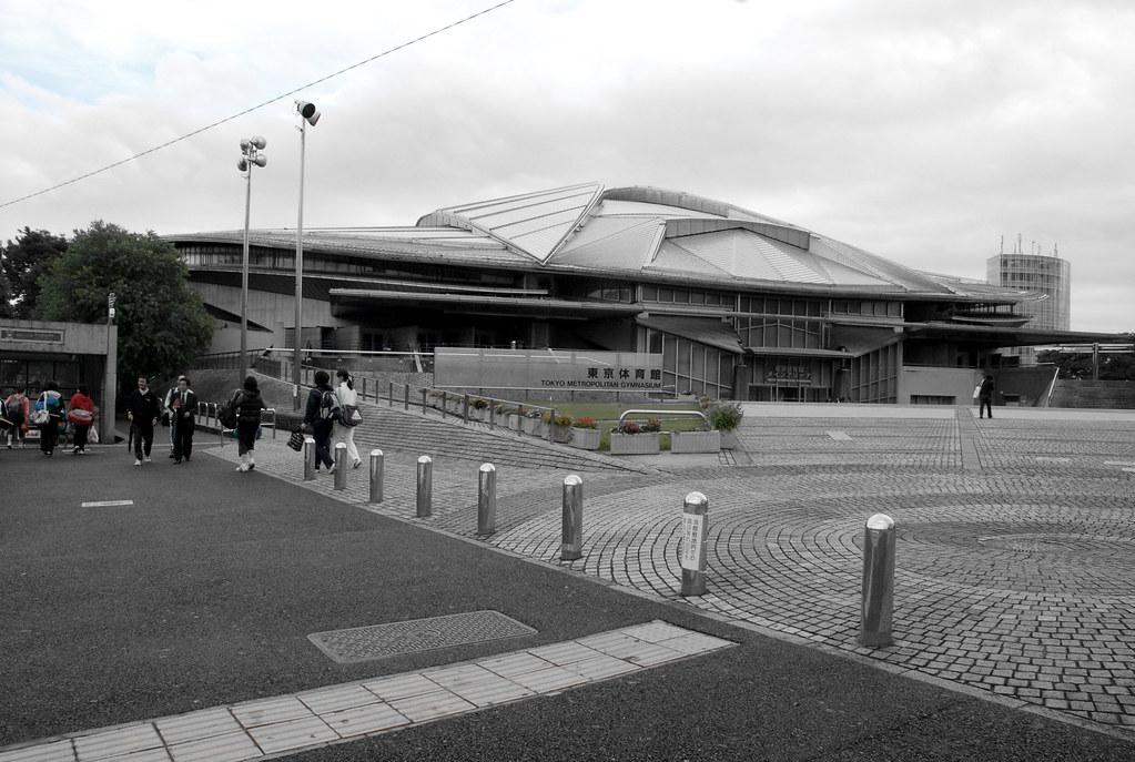 10 Sep _ Japan Tokyo Metropolitan Gymnasium