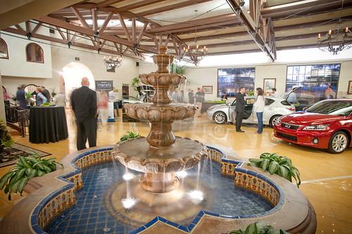 Lexus Santa Monica CT200h event