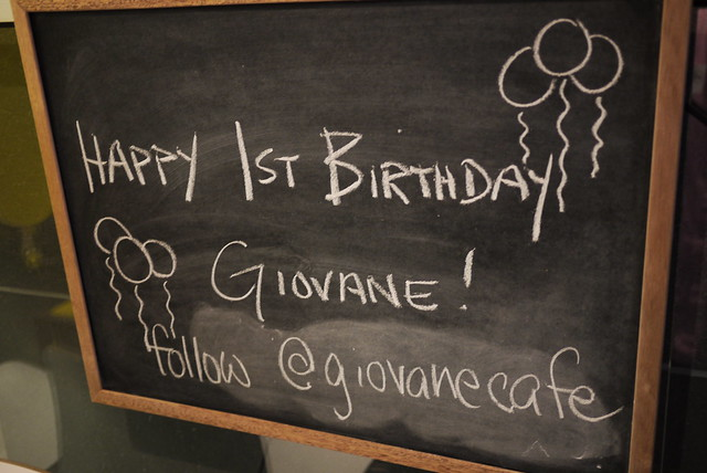 Giovane Cafe | Fairmont Pacific Rim