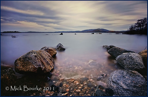 Lough Cullin Co. Mayo Ireland.