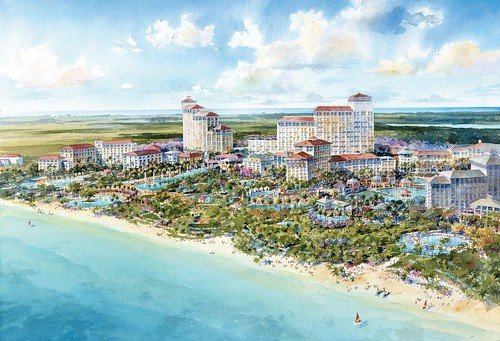 Baha Mar on target for opening date | The Tribune