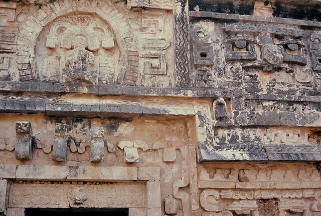 Mayan stone carvings flickr photo sharing