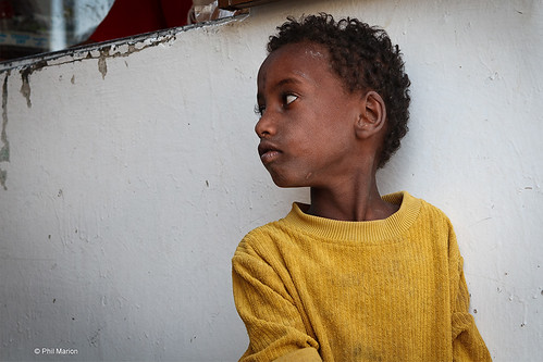child of Seiyun, Yemen