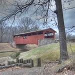 Covered Bridge @ Burns Park - North Little Rock, AR