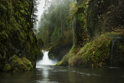 Eagle Creek, Columbia River Gorge