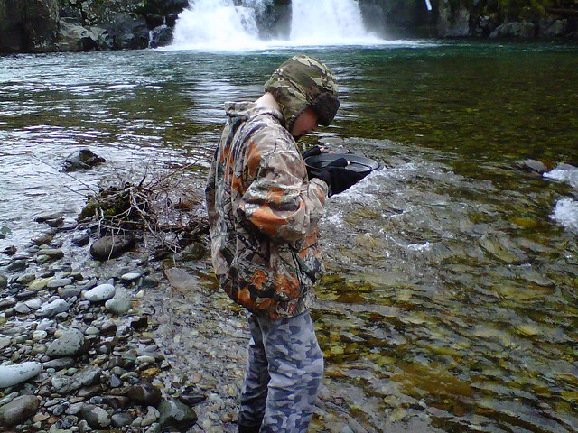 Panning for gold in oregon gold prospecting equipment and mining