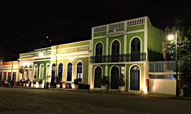 Centro Antigo de Manaus - Amazonas