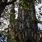 The Scott Monument - Top Half