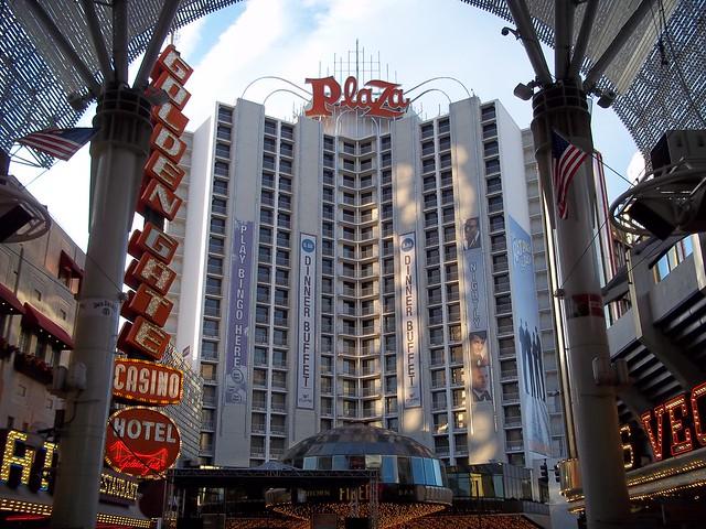 Plaza Hotel Fremont Street Las Vegas
