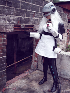 Portal Cosplay GLaDOS - You broke my heart