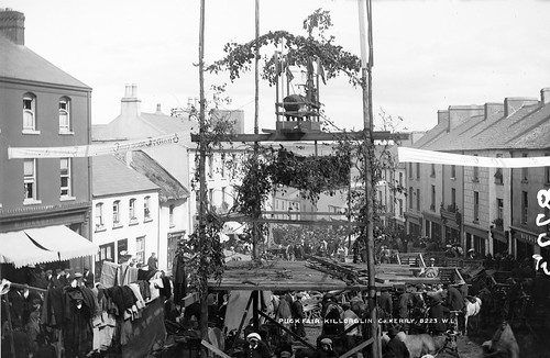 Puck Fair, Killorglin, Co. Kerry