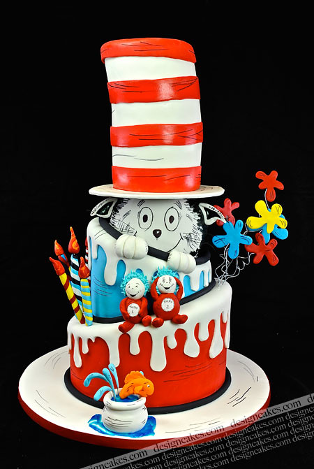 cat in the hat cake cat in the hat cake dr seuss cake a photo on flickriver 2517