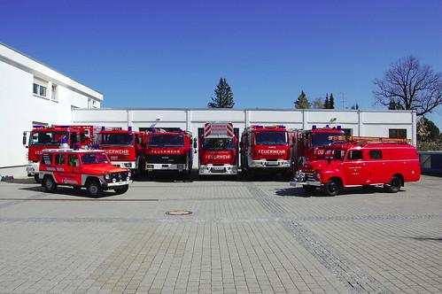 Feuerwehr Taufkirchen