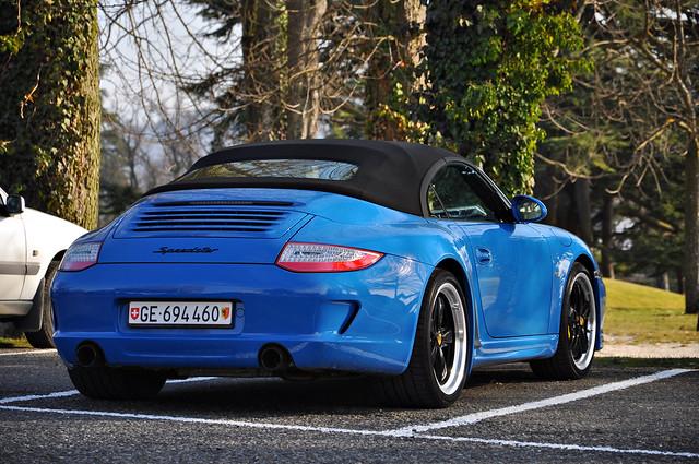 Porsche 911 Speedster (997)