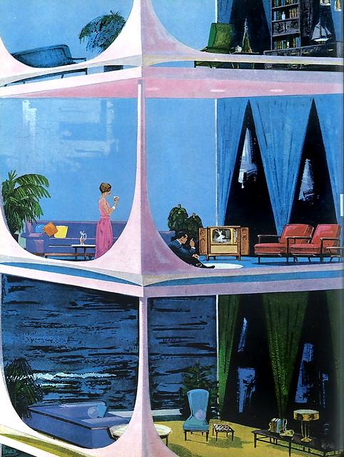 1961 ... pink (detail)  - Motorola