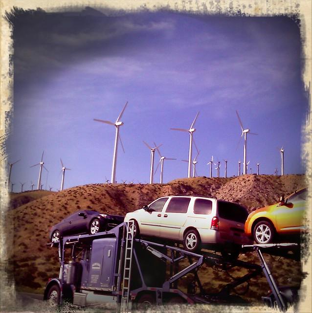 Renewable energy - Nonrenewable energy