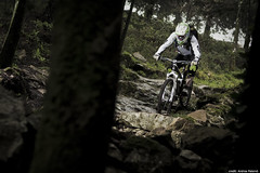 Jérôme Clementz on top in French Enduro