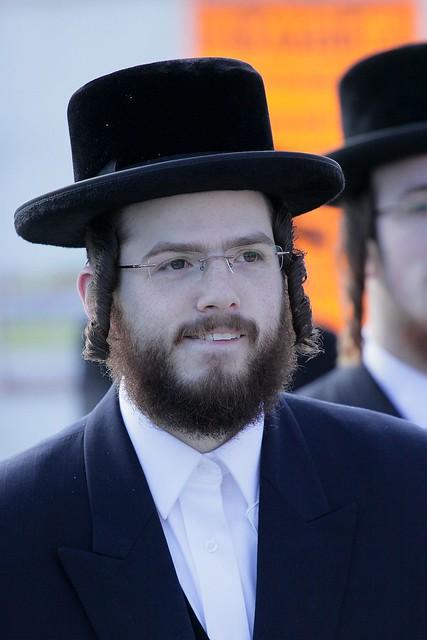 Chasydzi w Leżajsku / Poland, Hasidic Jews in Lezajsk