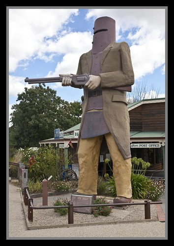 Ned Kelly photo