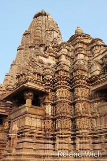 Khajuraho - Kandariya Temple