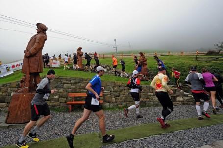 Portášové zvou na Ondřejnický Skyrunning  půlmaraton KTRC