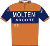 Molteni - Giro d'Italia 1963
