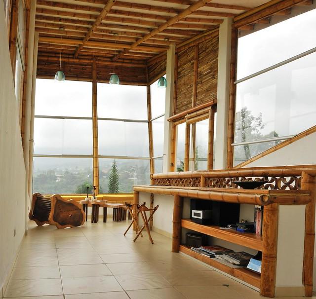 Interior casa de monta a flickr photo sharing - Casas en montanas ...