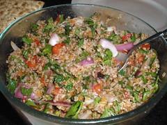 Turkish Salad - Kisir