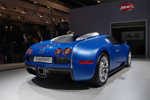 MOBIL MOBILAN: Bugatti Veyron 16.4 Grand Sport Price