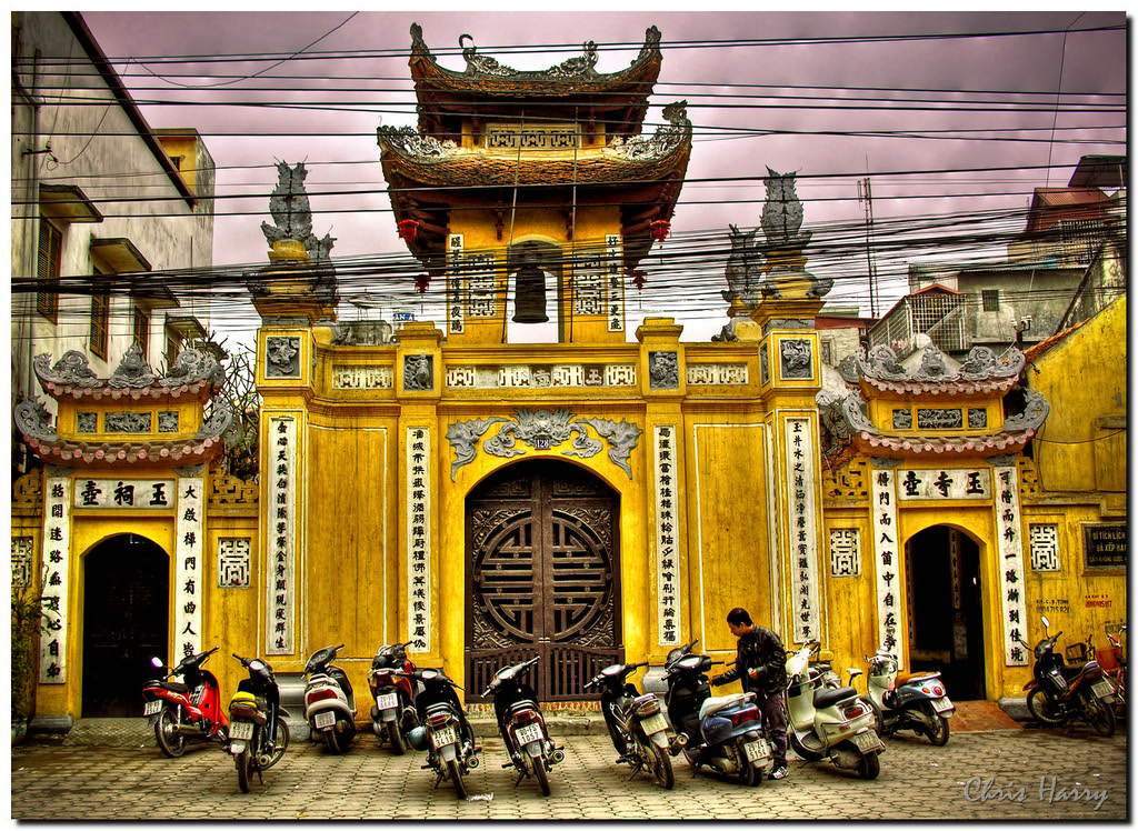 The Temple of Motorcycles